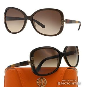 e28597b6d61e Tory Burch Accessories - Tory Burch TY7022 Women's Sunglasses ~ Olive/Smoke
